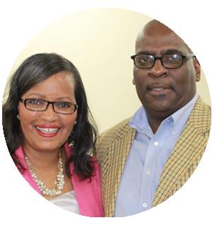 Mr. Edmund and Mrs. Debbie Moore