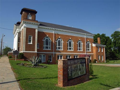 Old Ship A.M.E. Zion Church